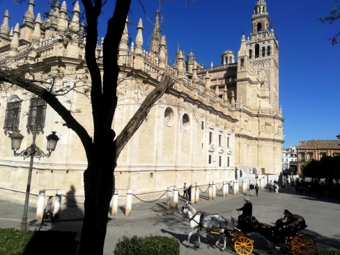 The Seville Cathedral