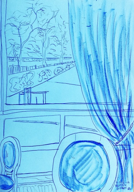 Neptun sketch