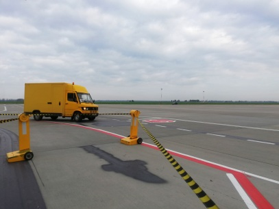 on the way to the plane in Kiev
